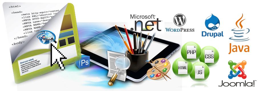 Языки программирования для веб дизайна